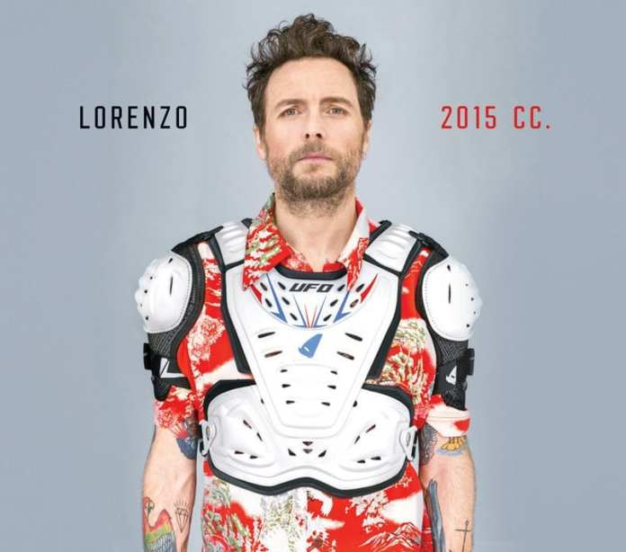 Jovanotti - Lorenzo 2015 CC - Artwork