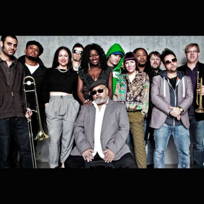 Incognito all'Umbria Jazz 15
