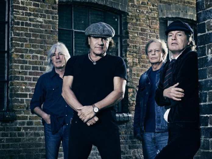 Gli AC/DC a Imola il 9 Luglio