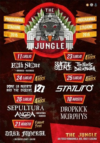 The Jungle 2015