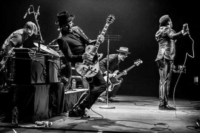 Vintage Trouble Opening act degli AC/DC