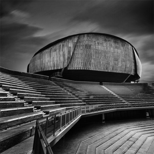 Auditorium Parco della Musica di Roma, Cavea - © Official Website