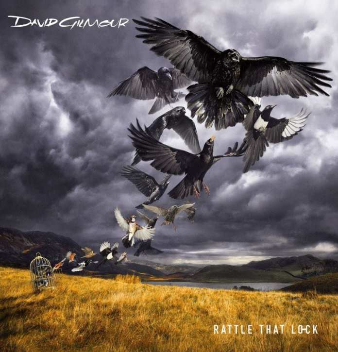 """David Gilmour - """"Rattle That Lock"""" - Official Artwork"""