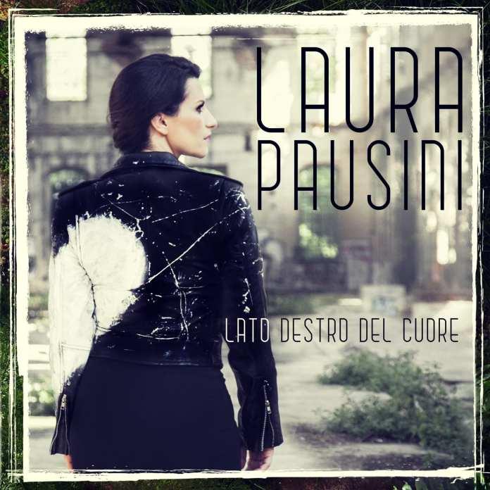 Lato destro del cuore - Laura Pausini - Artwork