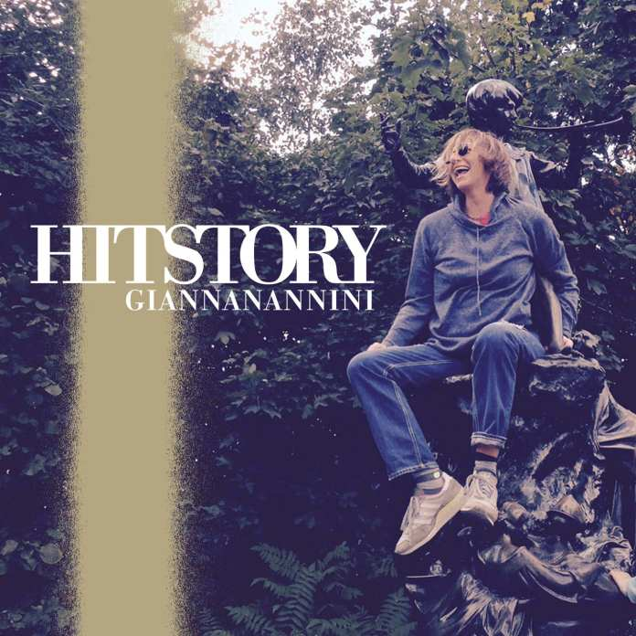 Gianna Nannini - Hitstory - artwork
