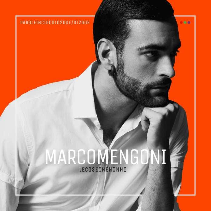 Marco Mengoni - Le cose che non ho - Artwork