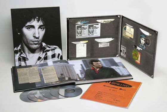 Bruce Springsteen - The Ties That Bind: The River Collection  - box set