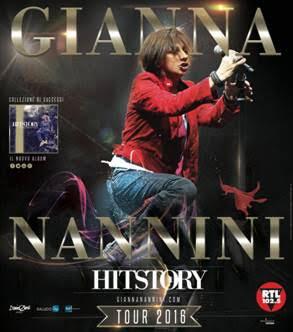 Hitstory Tour - Gianna Nannini