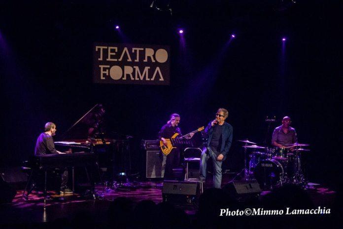 Fabio Concato & Paolo di Sabatino Trio concerto intimo a Bari