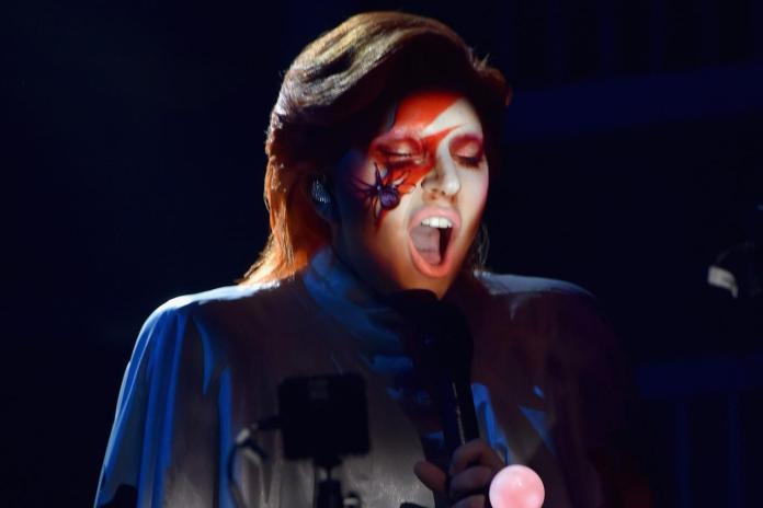 Lady Gaga-Bowie