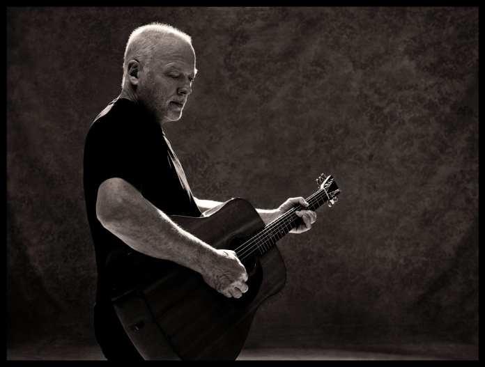 David Gilmour al Circo Massimo | ©  Kevin Westenberg