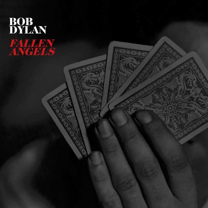 Bob Dylan - Fallen angels - Artwork