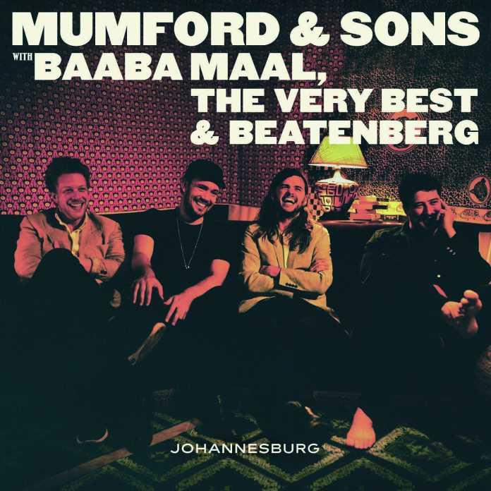 Mumford & Sons - Johannesburg - Artwork