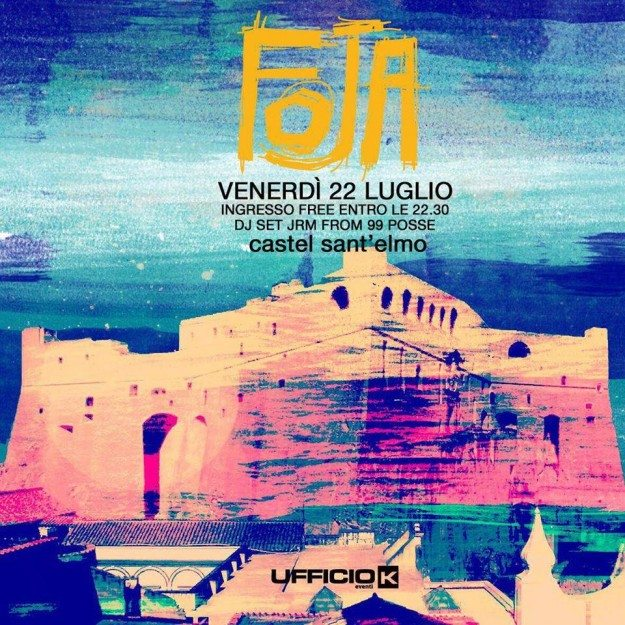 Foja, Castel Sant'Elmo - Official Artwork