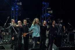 Robert Plant & The Sensational Space Shifters - Arena Flegrea, Napoli - Ph. Angelo Moraca