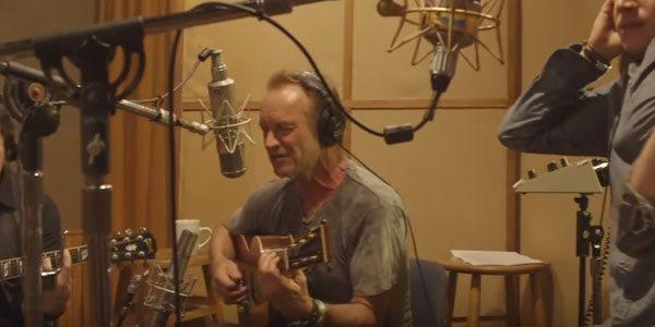"""Sting svela """"57th & 9th"""", nuovo album da novembre"""
