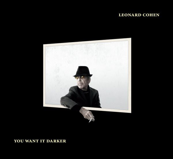 "Leonard Cohen - ""You want it darker"" - Cover"