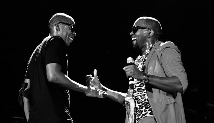 Kanye West e Jay-Z di nuovo al lavoro insieme