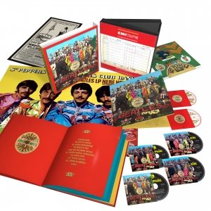 """""""Sgt. Pepper Lonely Hearts Club Band"""" dei Beatles compie 50 anni"""