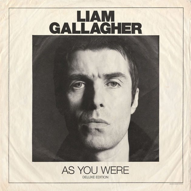 "Liam Gallagher: ""As you were"". La recensione"