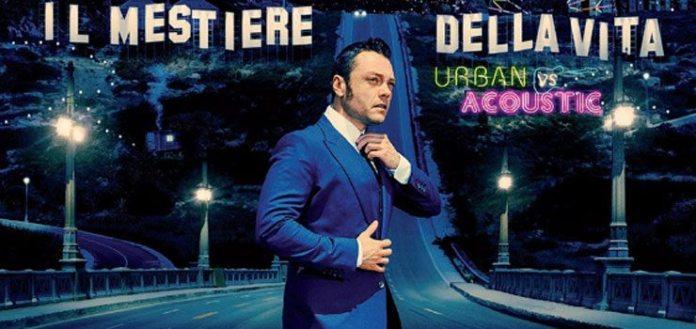 """Esce """"Il mestiere della vita – Urban vs Acustic"""", la special edition del disco di Tiziano Ferro"""