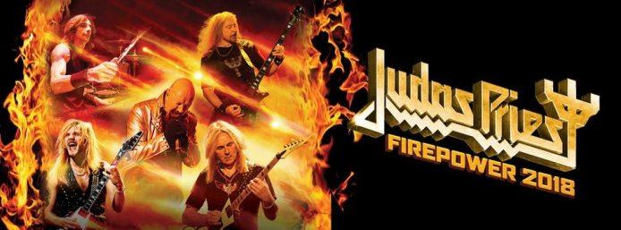 """Judas Priest: """"Firepower"""", il nuovo album in arrivo a marzo"""