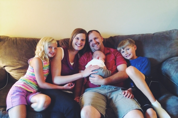 heather mac and family