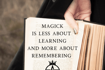 Witch Queen: Magick is Remembering