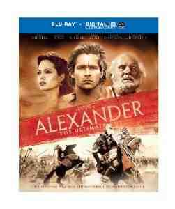 Alexander Ultimate Anniversary Blu ray UltraViolet