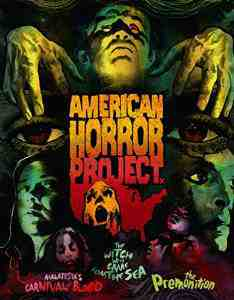 American Horror Project Vol Dual Format Blu Ray
