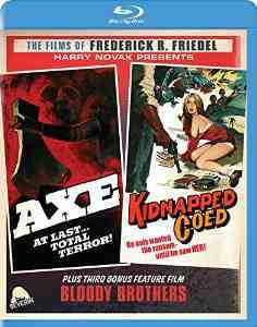 Axe Kidnapped Coed Blu ray CD