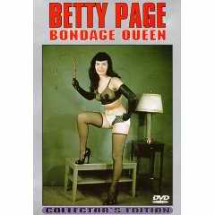 Betty Page: Bondage Queen DVD