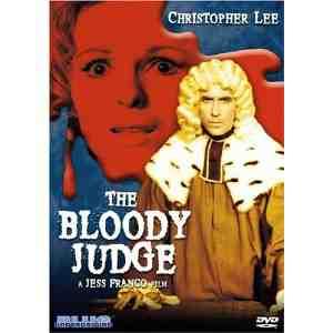 Bloody Judge DVD Region NTSC