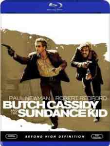 Butch Cassidy and the Sundance Kid Blu-ray
