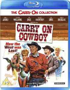 Carry Cowboy Blu ray Sid James