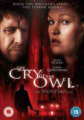 Cry Of The Owl DVD