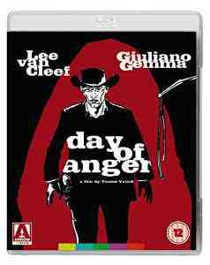 Day Anger Dual Format Blu ray
