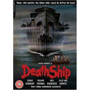 Death Ship DVD