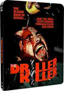 Driller Killer Steelbook Blu ray