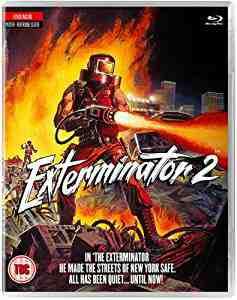 Exterminator 2 Blu ray Robert Ginty