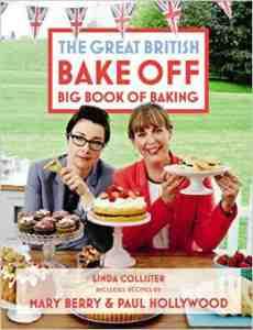 Great British Bake Off Baking