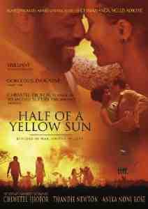 Half Yellow Sun Chiwetel Ejiofor