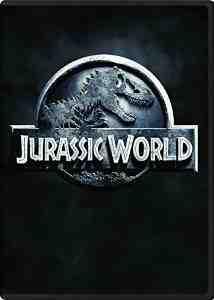 Jurassic World DVD Chris Pratt