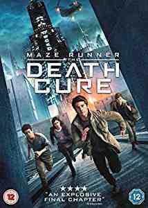 Maze Runner - The Death Cure DVD