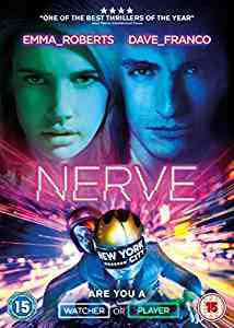 Nerve DVD Emma Roberts