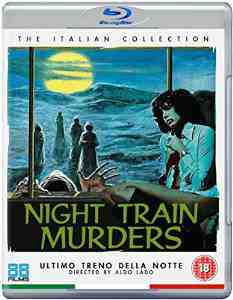 Night Train Murders Blu ray Flavio