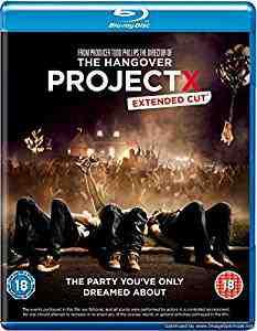 Project X Blu ray Region Free