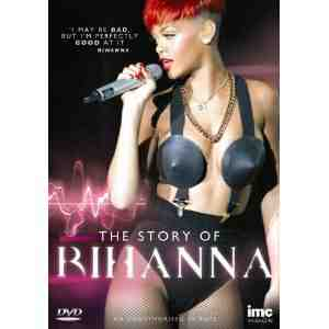 Rihanna The Story DVD