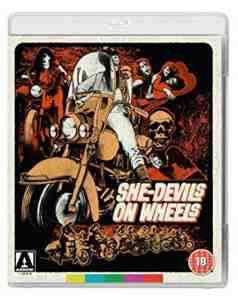 She-Devils On Wheels Blu-ray