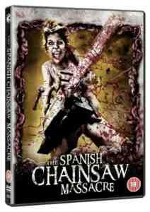 Spanish Chainsaw Massacre DVD